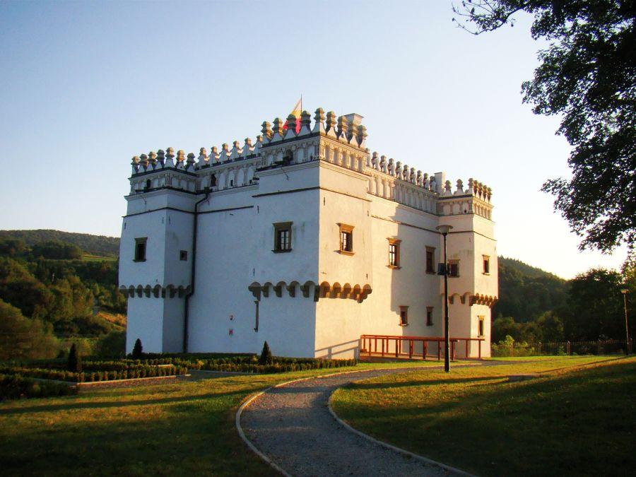 Шимбаркский замок фото