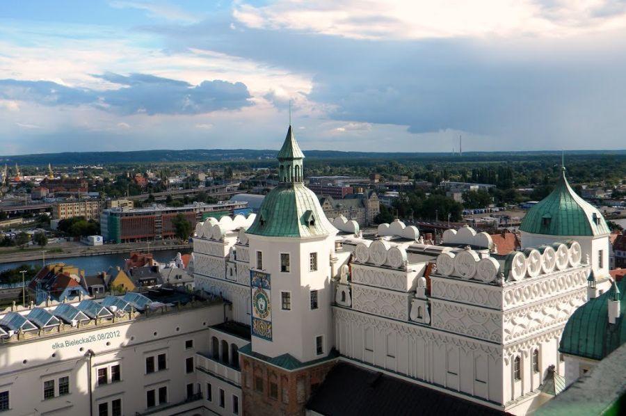 Штеттинский замок фото