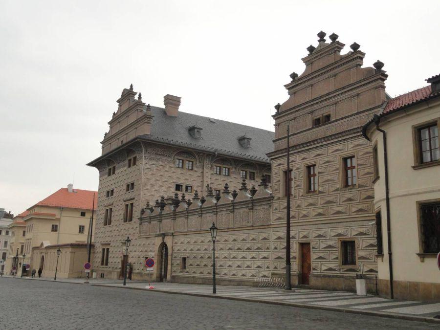 Шварценбергский дворец фото
