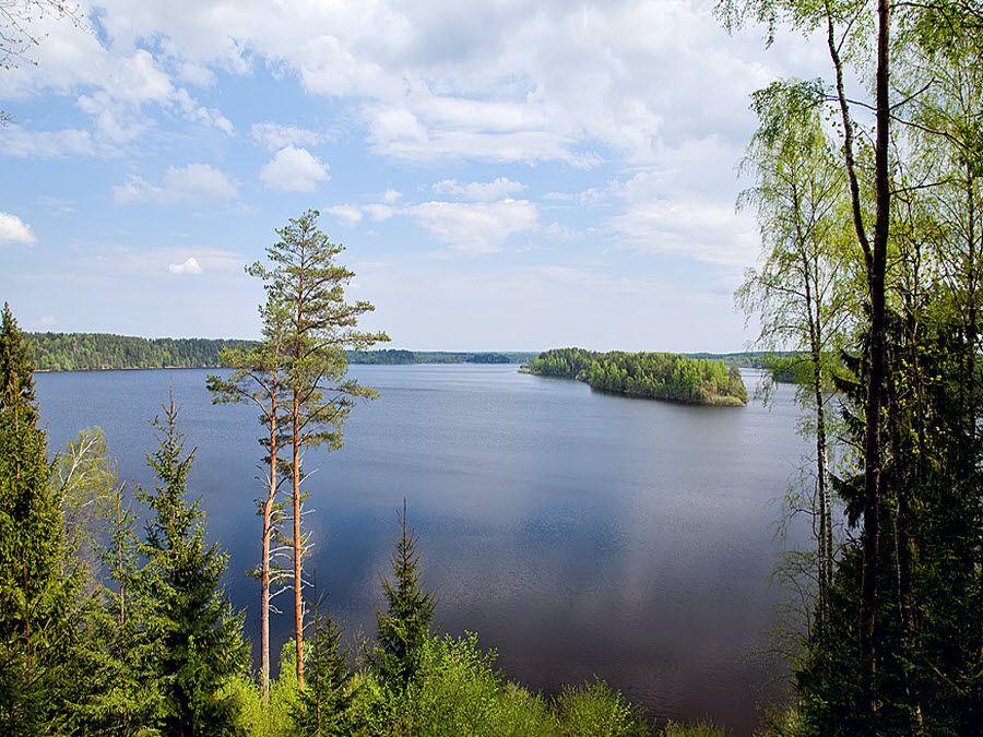 Фото красивой природы Смоленской области