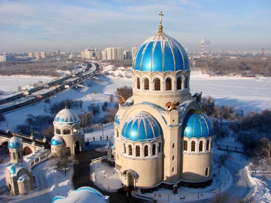Собор Троицы Живоначальной фото