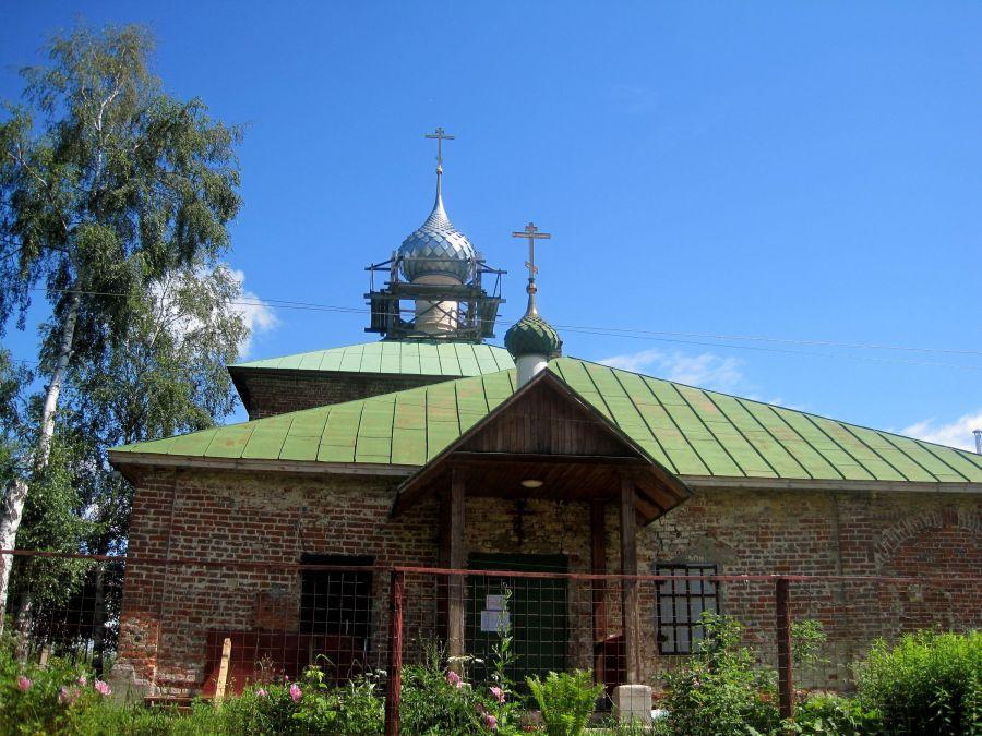 Церковь Софии Премудрости Божией в Савино фото