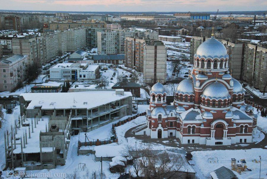 Фотография Сормовский Спасо-Преображенский собор