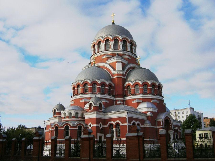 Сормовский Спасо-Преображенский собор фото