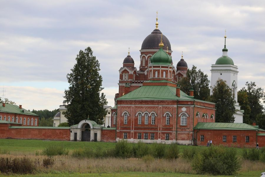 Фотография Спасо-Бородинский монастырь