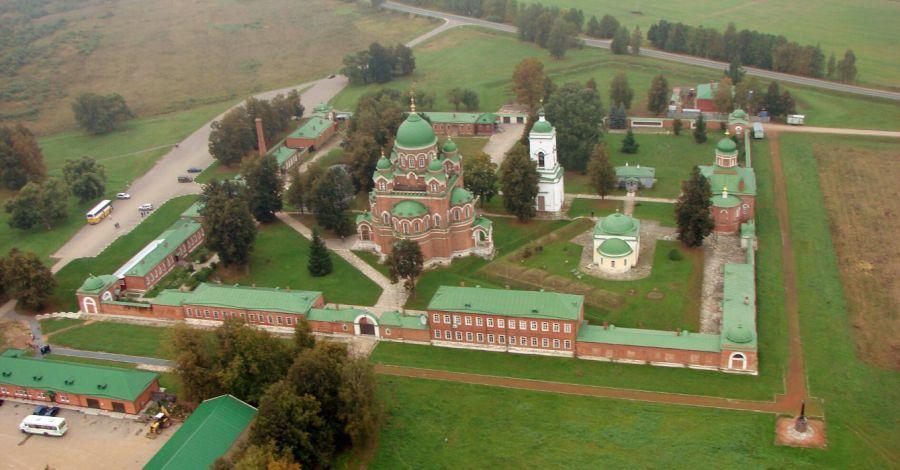 Спасо-Бородинский монастырь фото