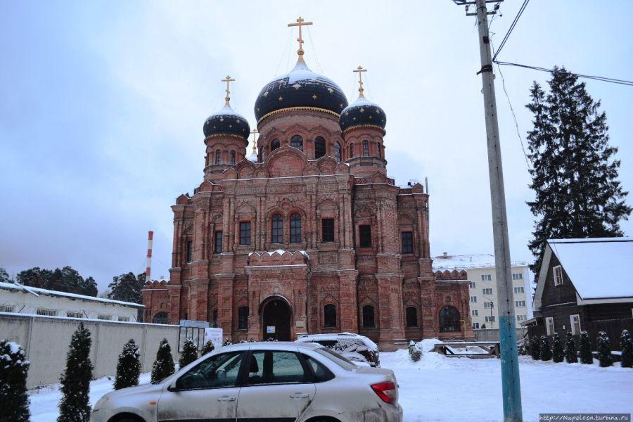 Фотография Спасо-Преображенский Гуслицкий монастырь