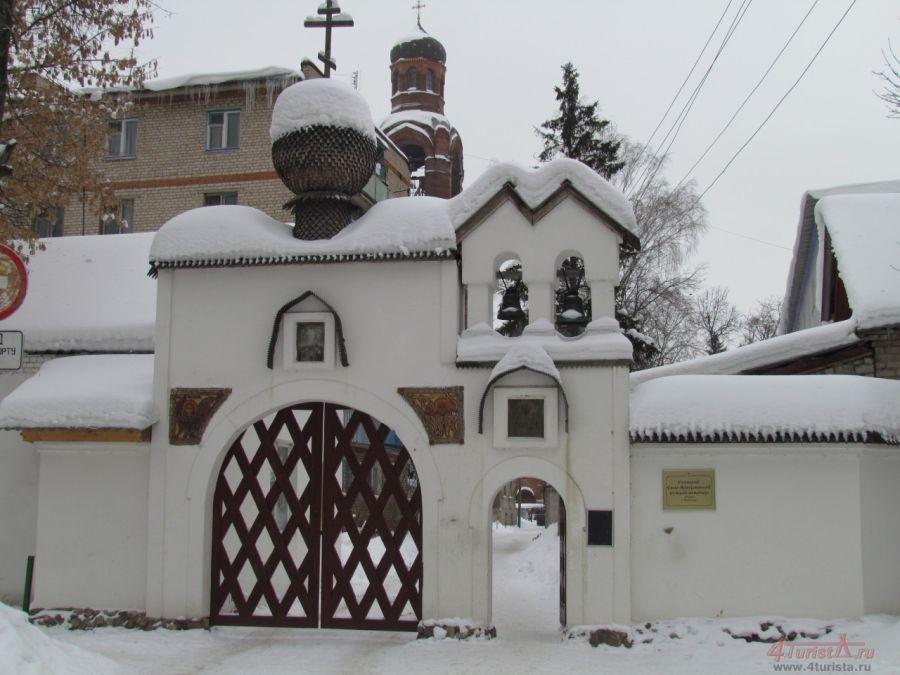 Спасо-Преображенский Гуслицкий монастырь фото