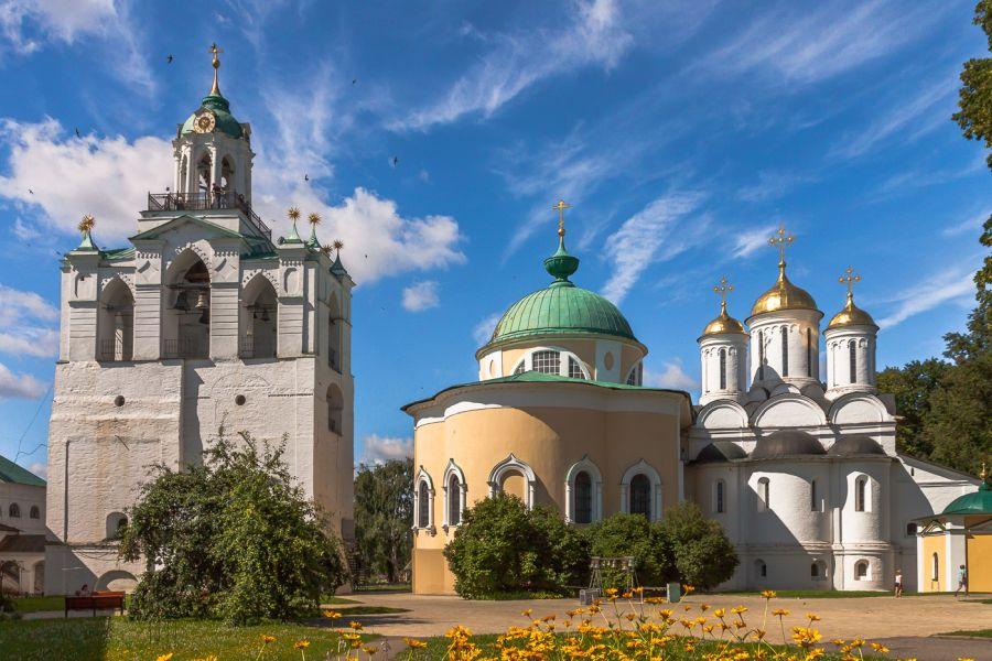 Спасо-Преображенский собор Спасо-Преображенского монастыря фото