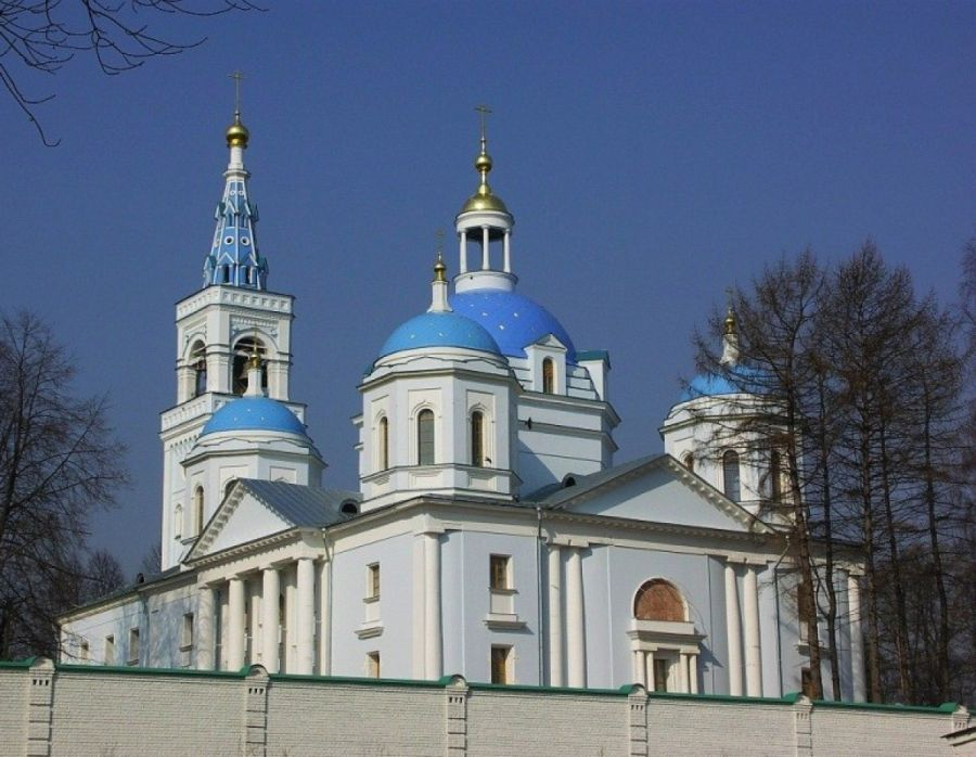 Спасо-Влахернский монастырь фото