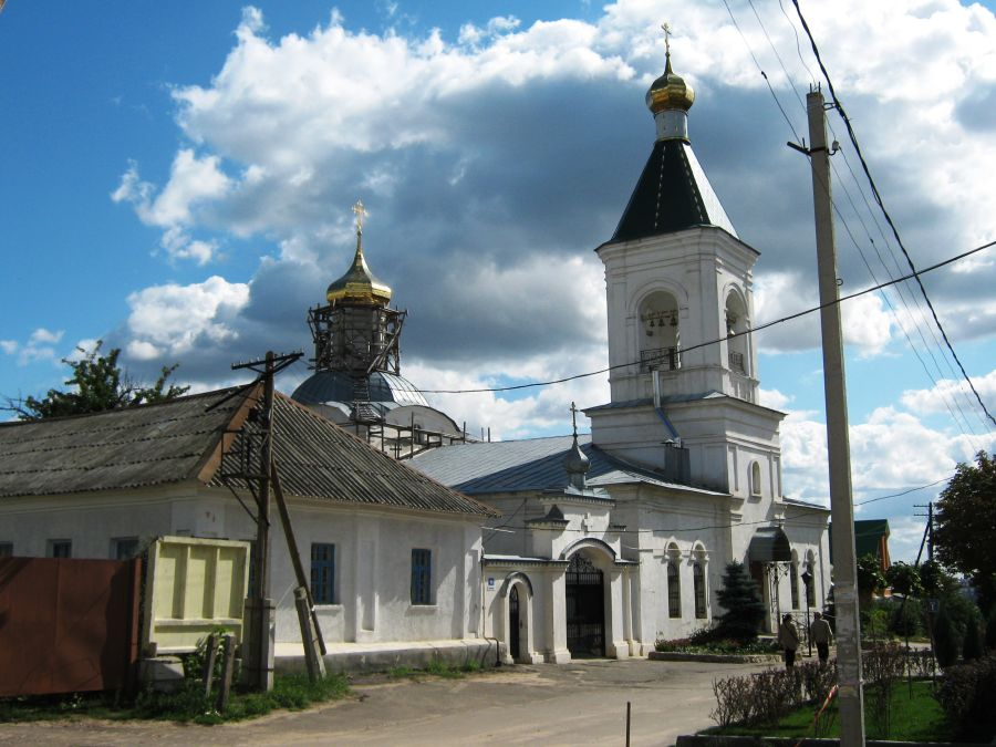 Спасская церковь фото