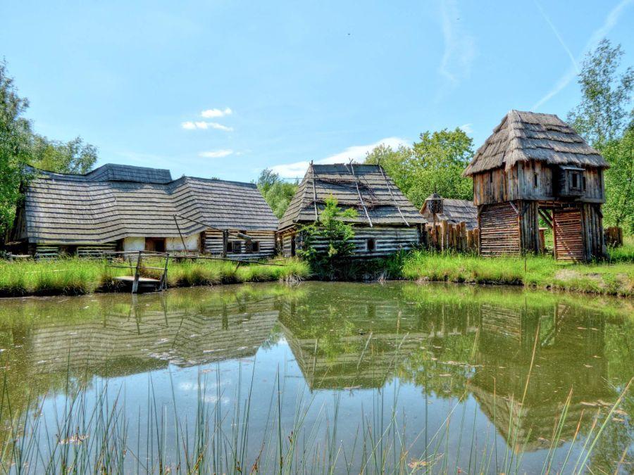 Фотография Средневековый музей Репоре