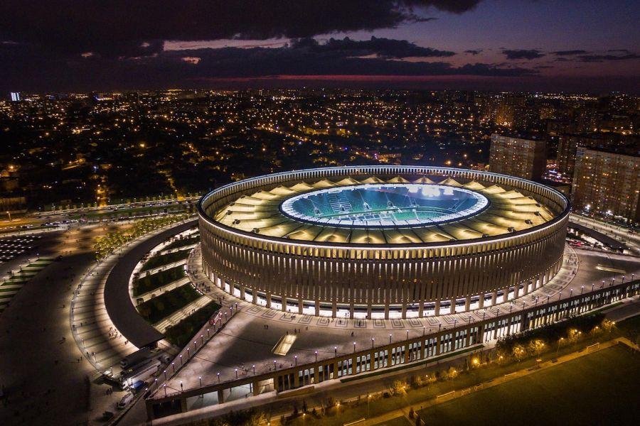 Стадион ФК «Краснодар» фото