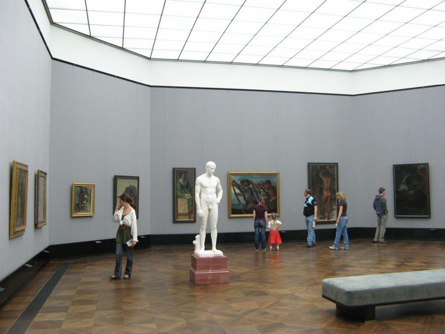 Фотография Старая национальная галерея