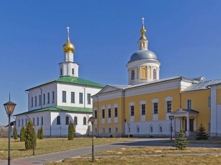 Фотография Старо-Голутвин монастырь
