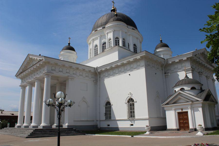 Фотография Староярмарочный Спасо-Преображенский собор