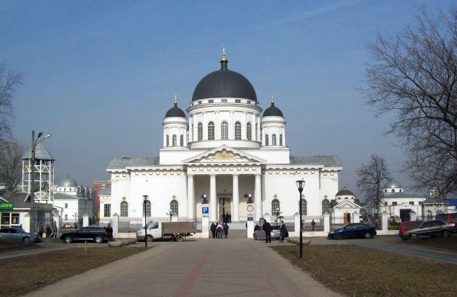 Староярмарочный Спасо-Преображенский собор фото