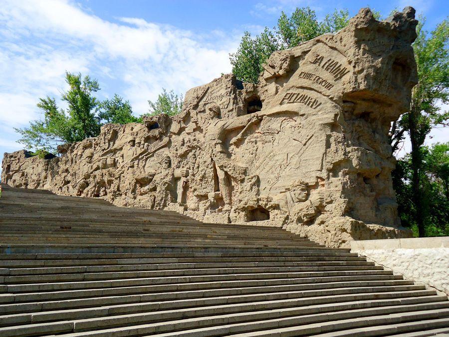 Стены-руины фото