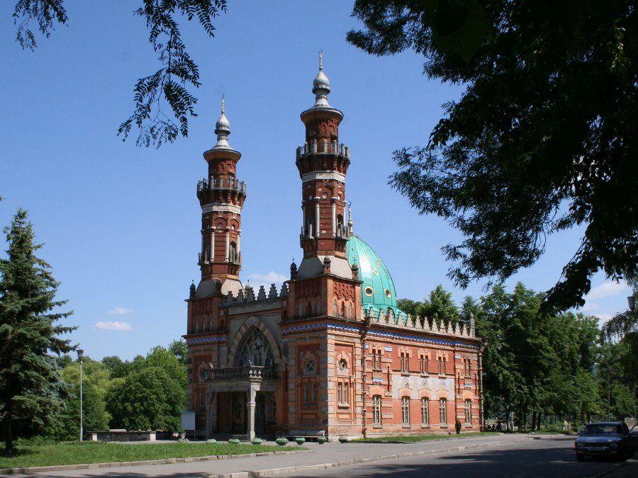 Суннитская мечеть фото