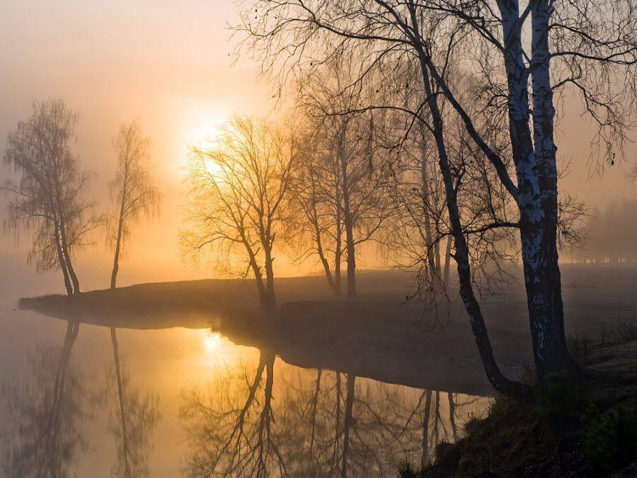 Фото Свердловская область на закате