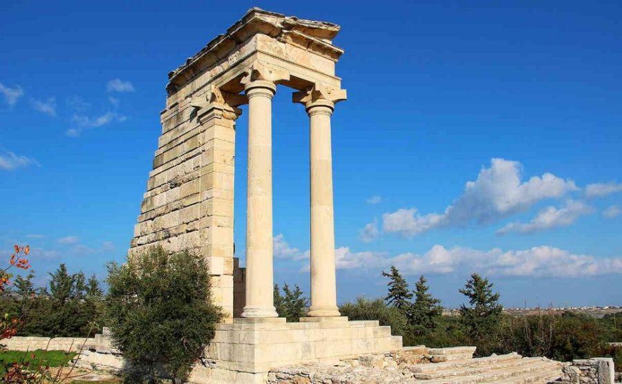 Святилище Аполлона Гилата фото