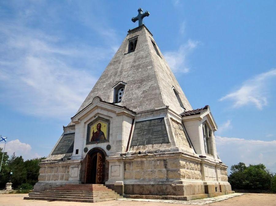 Свято-Никольский храм фото