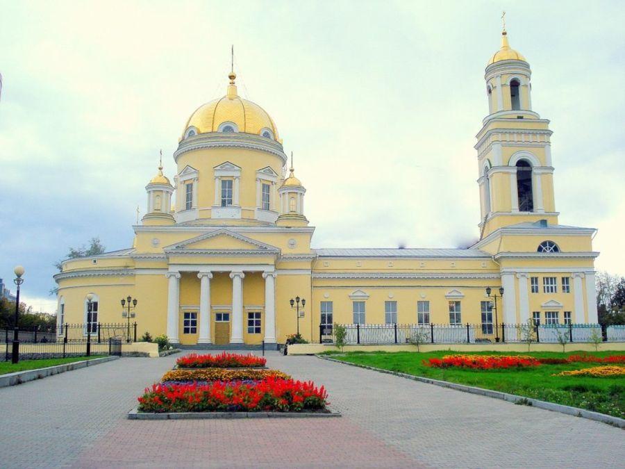 Фотография Церковь Успения Божией Матери