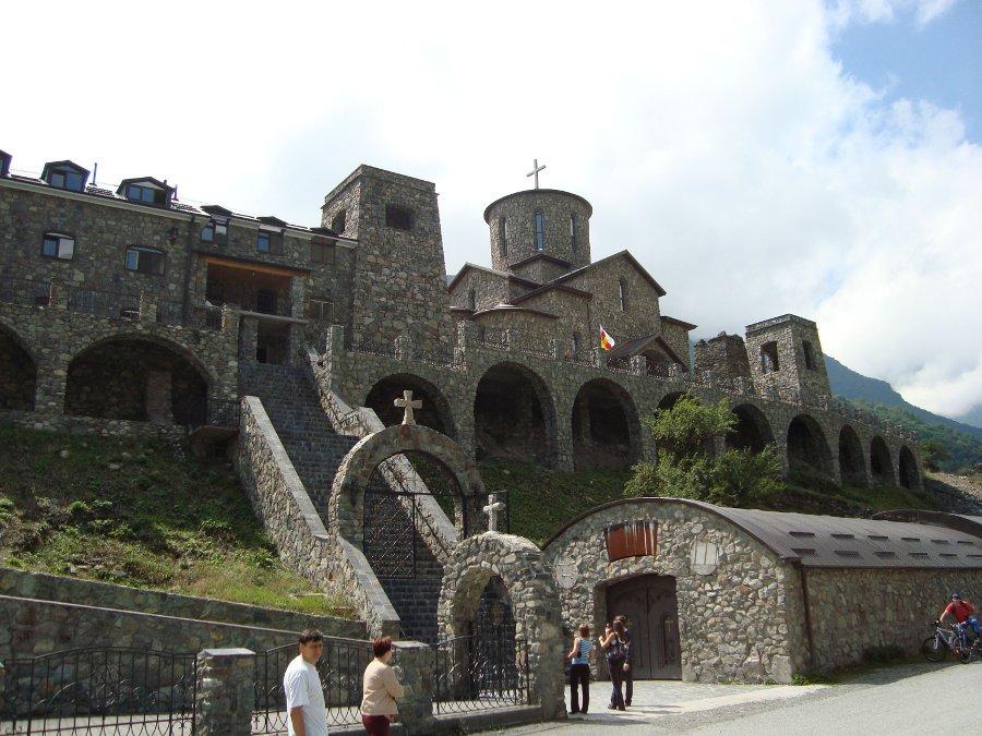 Фотография Свято-Успенского монастыря