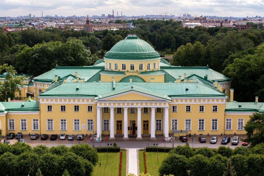 Таврический дворец фото