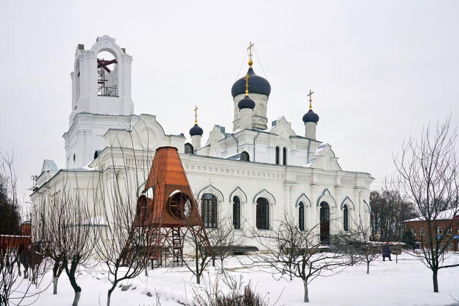 Фотография Троицкий Мариинский монастырь