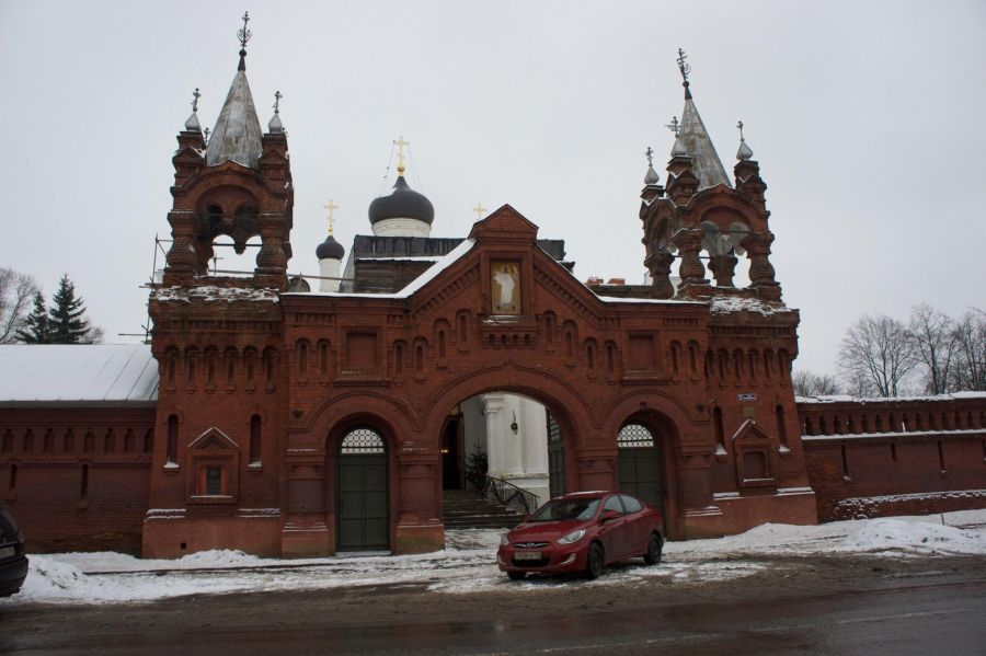Троицкий Мариинский монастырь фото
