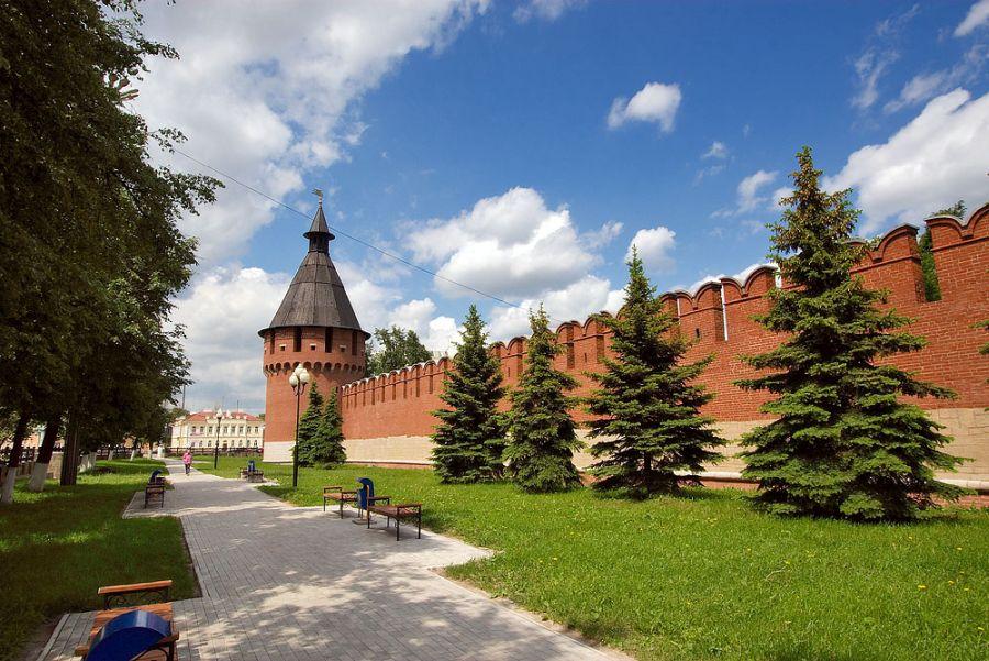 Фотография Тульский кремль
