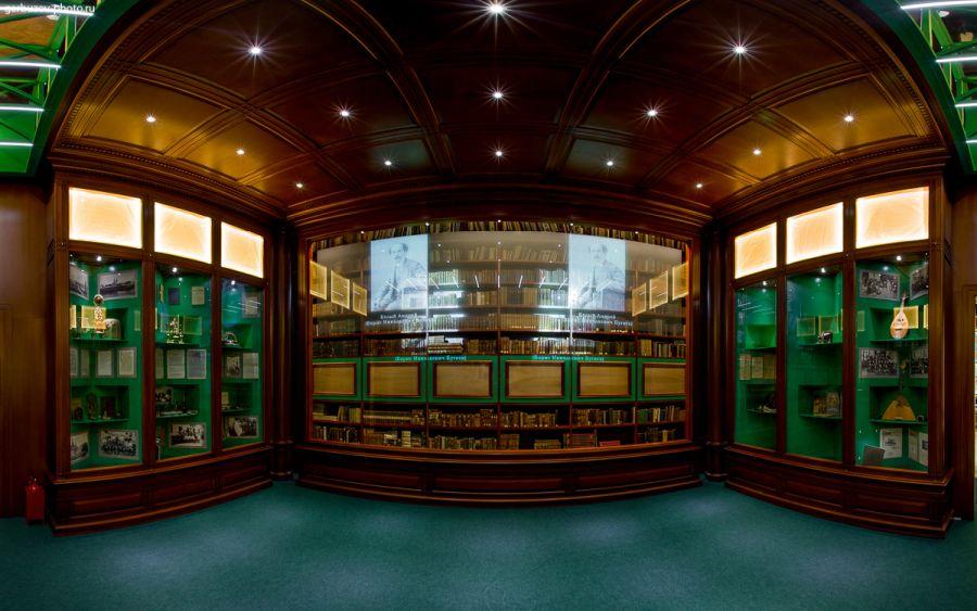 Тульский областной краеведческий музей фото