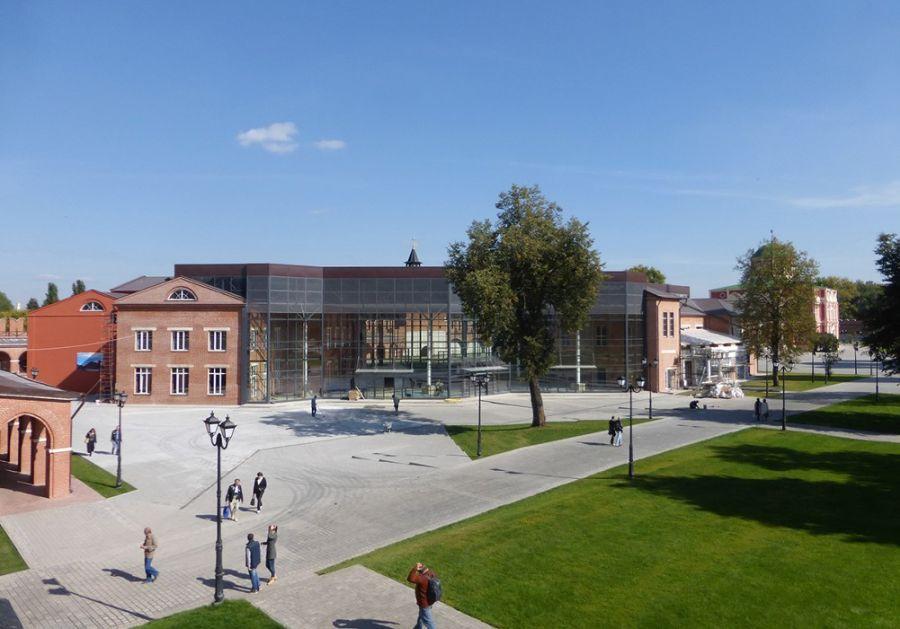 Тульский военно-исторический музей фото
