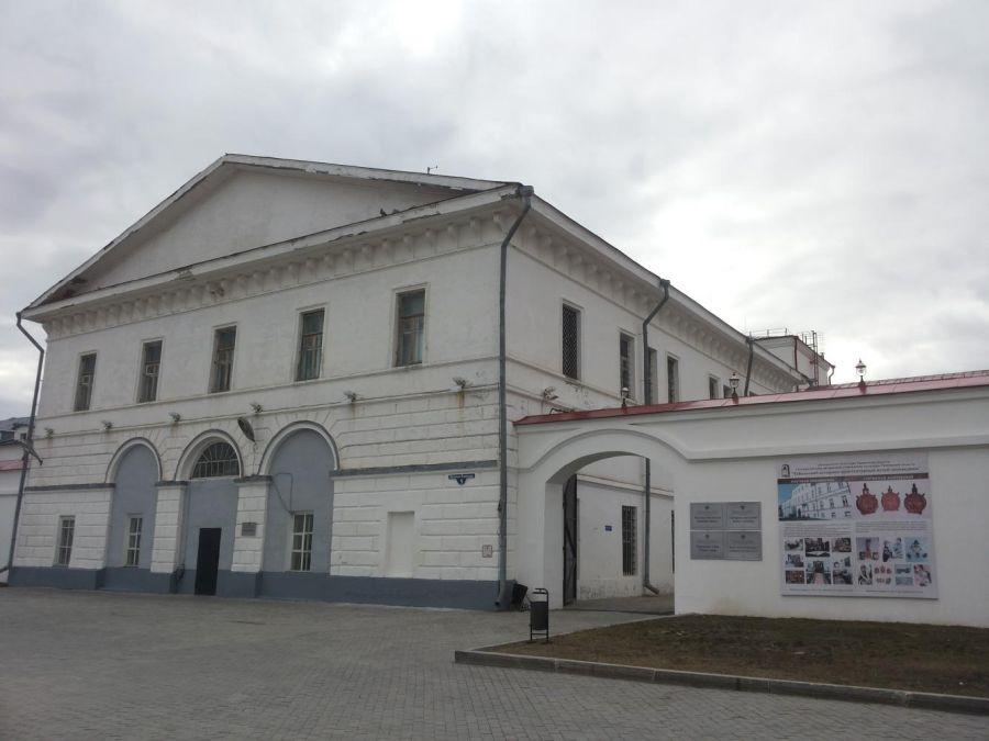 Тюремный замок фото