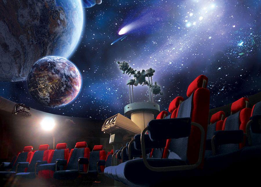 Фотография Уфимский планетарий