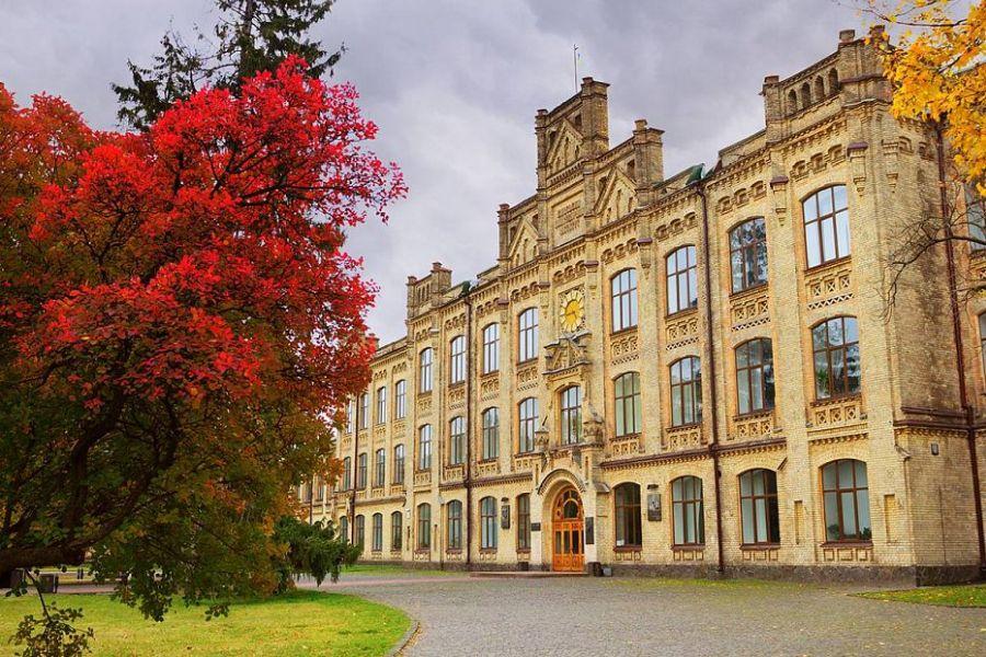 Национальный технический университет Украины Киевский политехнический институт фото