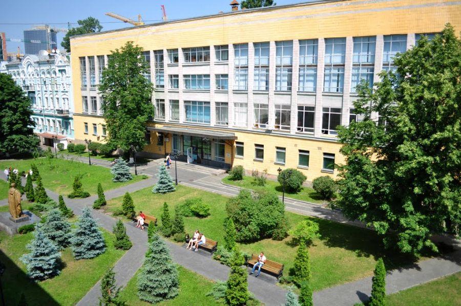 Национальный университет физического воспитания и спорта Украины фото