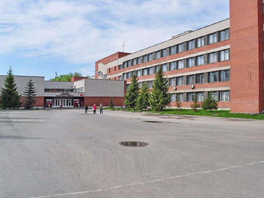 Уральский государственный педагогический университет фото