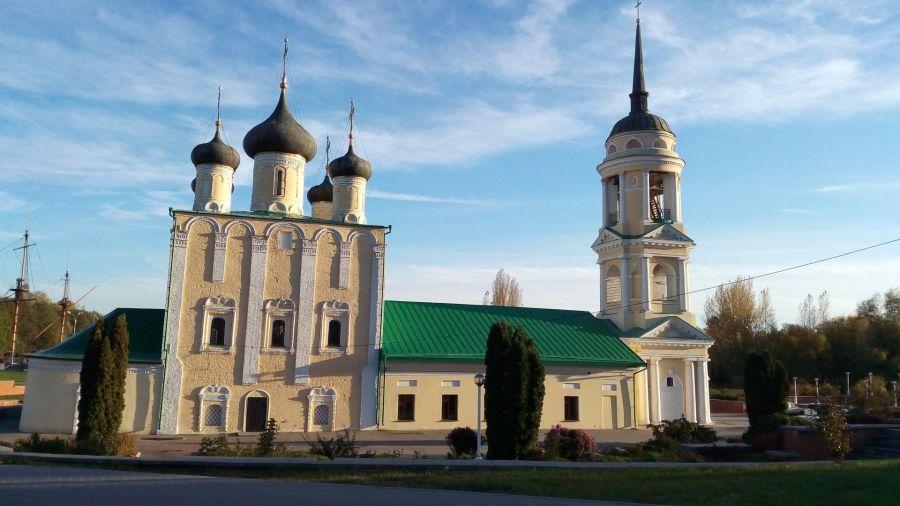 Фотография Успенская Адмиралтейская церковь