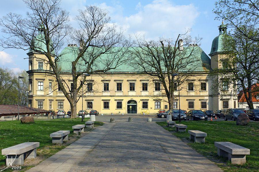 Уяздовский замок фото