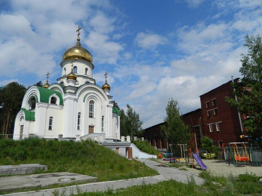 Храм во имя Святого Великомученика Георгия Победоносца фото