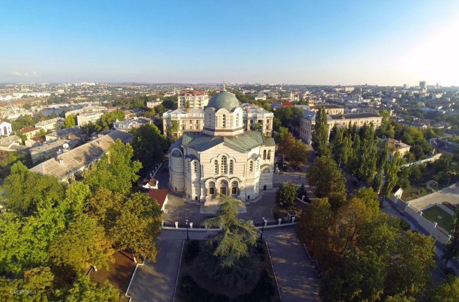 Фотография Владимирский (Адмиралтейский) собор