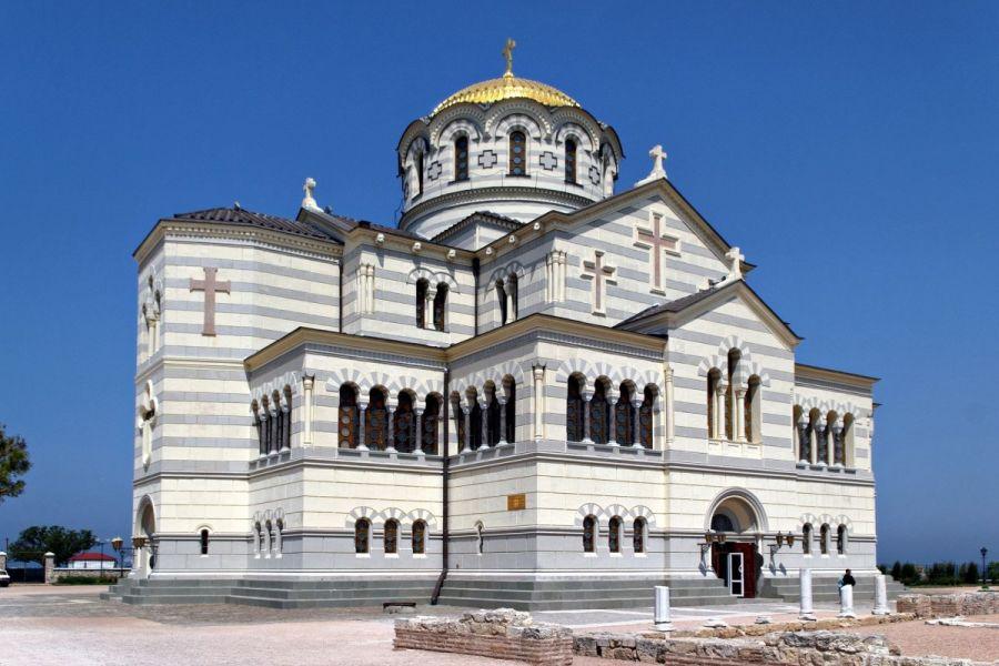 Владимирский (Адмиралтейский) собор фото