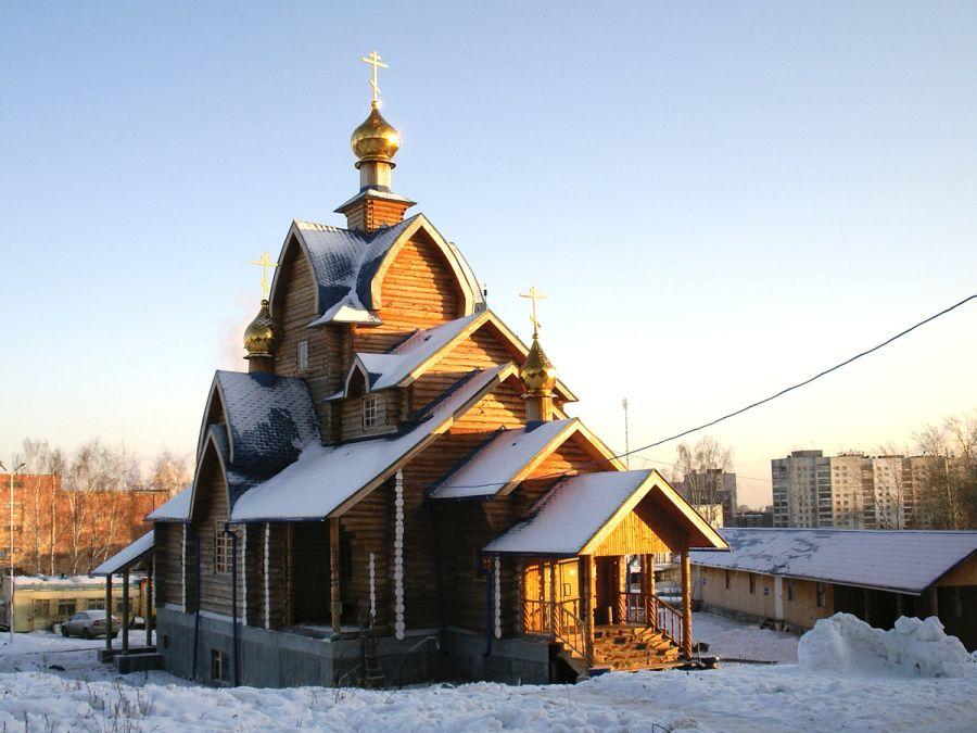 Храм в честь Владимирской иконы Пресвятой Богородицы фото