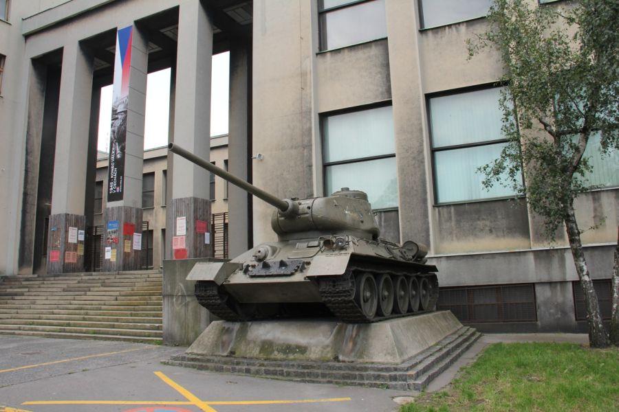 Военный музей фото