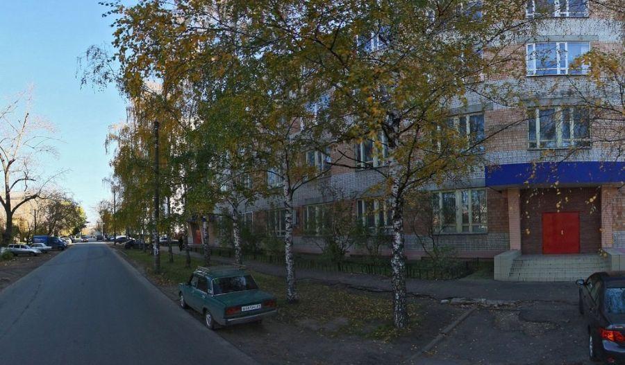 Волго-Вятский филиал Московского университета связи и информатики фото