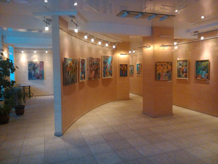 Волгоградская областная детская художественная галерея фото