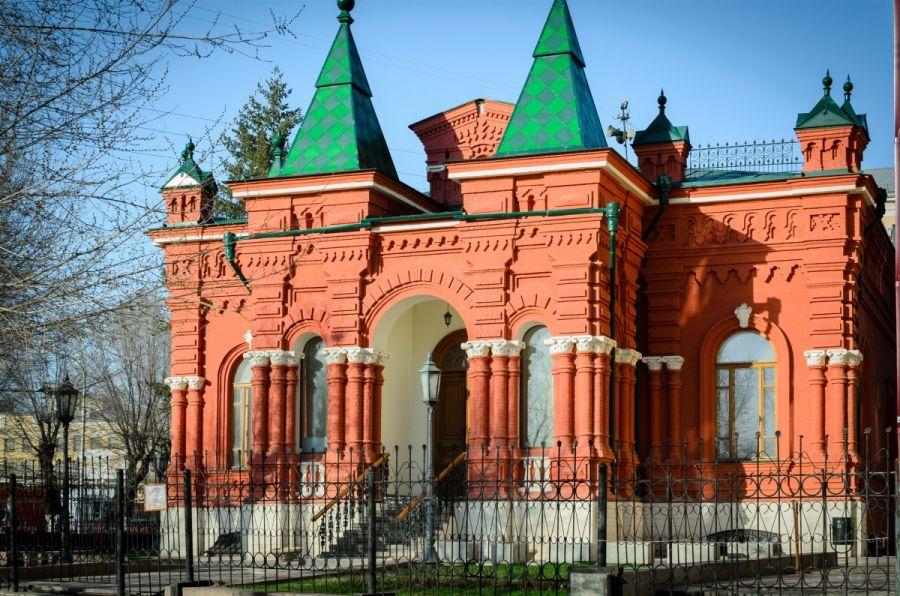 Волгоградский мемориально-исторический музей фото