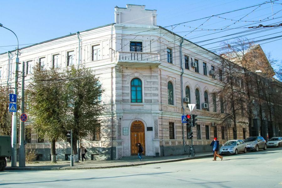 Волгоградский областной краеведческий музей фото